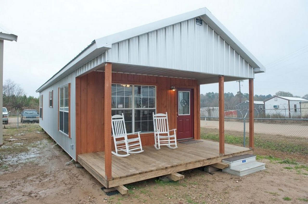 Cabins – Campbell Portable Buildings